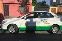 Rotulación vehículos I.M. San Joaquín